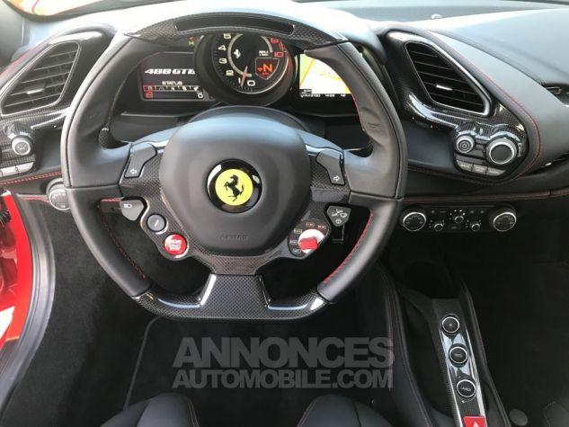 Ferrari 488 GTB COUPE ROSSO CORSA VERNI Occasion - 14