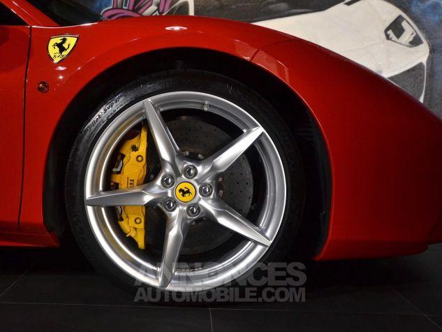 Ferrari 488 GTB DCT ROUGE METAL Occasion - 6