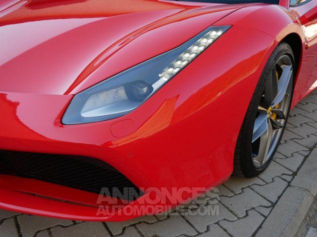 Ferrari 488 GTB, Lift System, Sièges Racing, Caméras, Carbone, JBL ROSSO SCUDERIA Occasion - 9