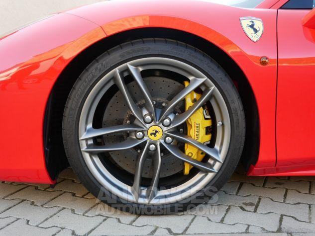 Ferrari 488 GTB, Lift System, Sièges Racing, Caméras, Carbone, JBL ROSSO SCUDERIA Occasion - 10