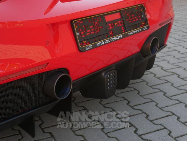 Ferrari 488 GTB, Lift System, Sièges Racing, Caméras, Carbone, JBL ROSSO SCUDERIA Occasion - 11