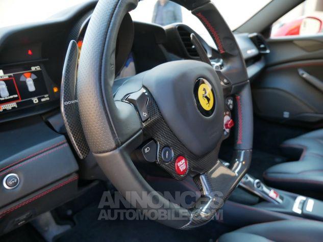 Ferrari 488 GTB, Lift System, Sièges Racing, Caméras, Carbone, JBL ROSSO SCUDERIA Occasion - 15