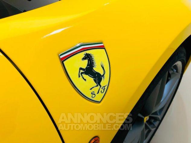 Ferrari 488 GTB V8 3.9 T 670ch Jaune Occasion - 14