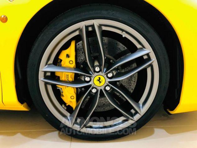 Ferrari 488 GTB V8 3.9 T 670ch Jaune Occasion - 15