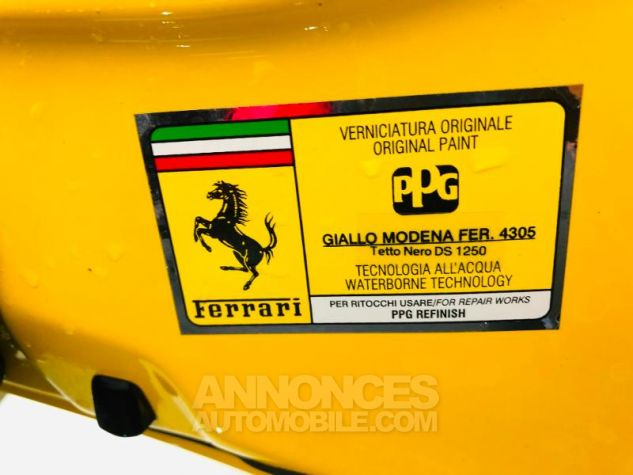 Ferrari 488 GTB V8 3.9 T 670ch Jaune Occasion - 17