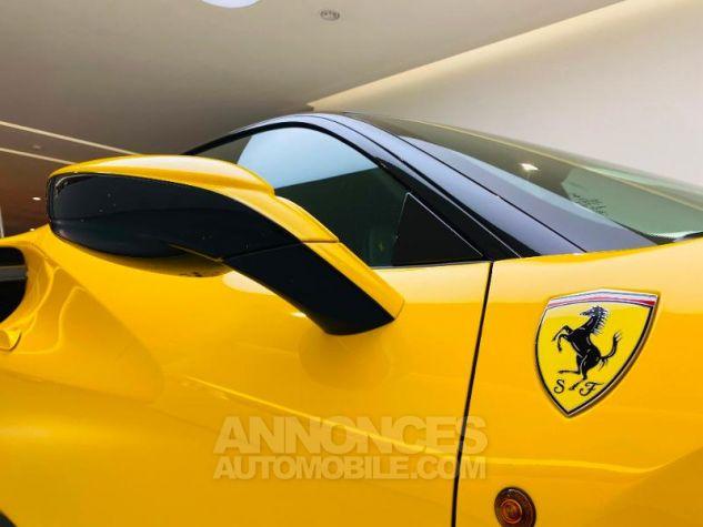Ferrari 488 GTB V8 3.9 T 670ch Jaune Giallo Occasion - 10