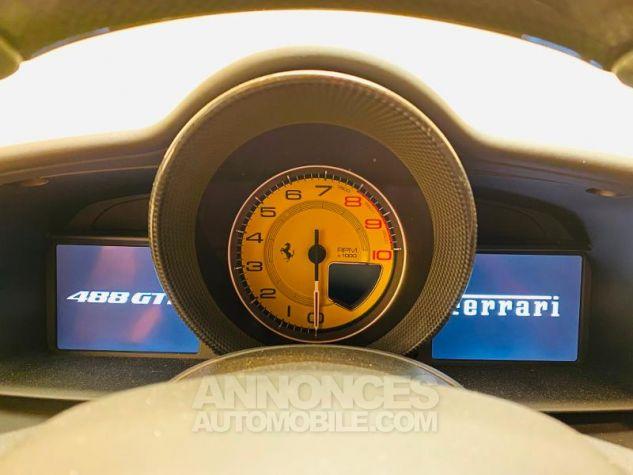 Ferrari 488 GTB V8 3.9 T 670ch Jaune Giallo Occasion - 15