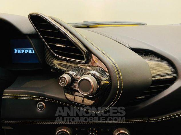 Ferrari 488 GTB V8 3.9 T 670ch Jaune Giallo Occasion - 18