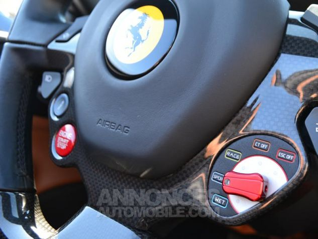 Ferrari 488 Spider V8 3.9 T 670ch Gris / Griogio Silverstone Occasion - 14