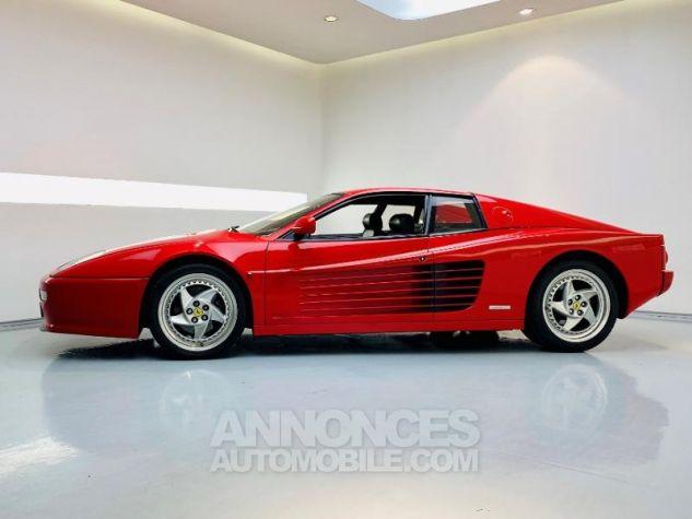 Ferrari 512 M Rouge Rosso Corsa Occasion - 3