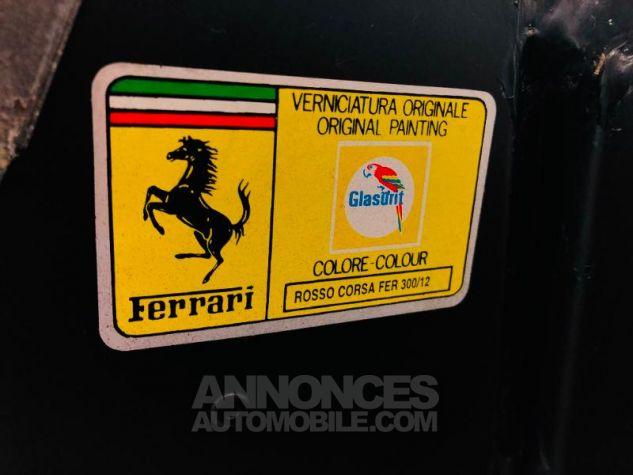 Ferrari 512 M Rouge Rosso Corsa Occasion - 17