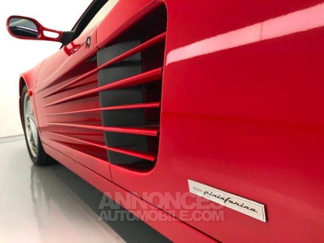 Ferrari 512 M Rouge Rosso Corsa Occasion - 19