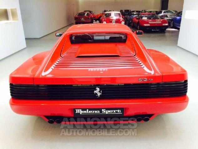 Ferrari 512 TR Rouge Occasion - 18