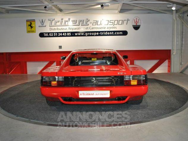 Ferrari 512 TR ROSSO CORSA Occasion - 5
