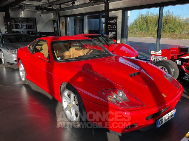 Ferrari 575M Maranello 575 F1 ROUGE Occasion - 1