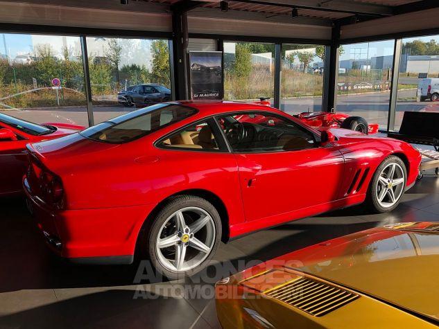 Ferrari 575M Maranello 575 F1 ROUGE Occasion - 2