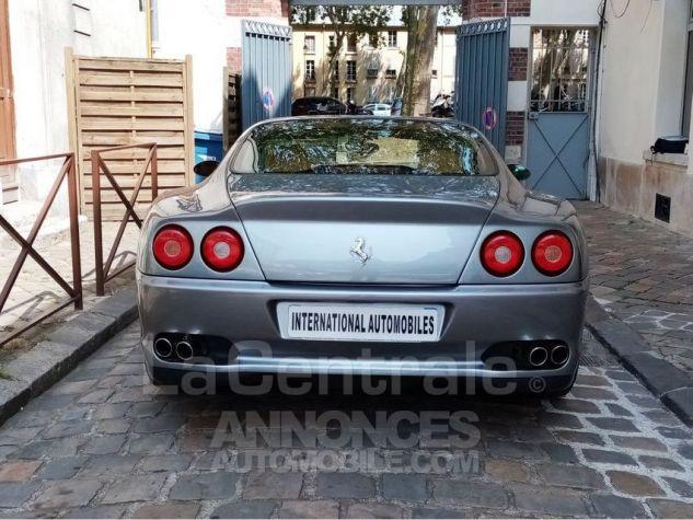 Ferrari 575M Maranello 575M MARANELLO F1 Gris Metal Occasion - 4