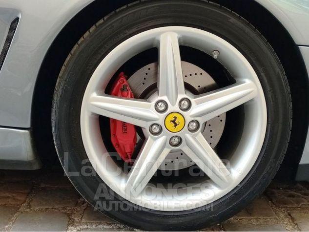 Ferrari 575M Maranello 575M MARANELLO F1 Gris Metal Occasion - 8