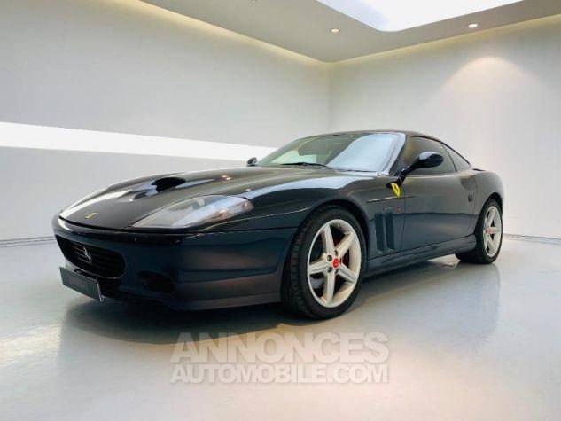 Ferrari 575M Maranello M F1 Noir Nero Daytona Occasion - 0