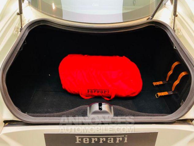 Ferrari 599 GTB Fiorano V12 6.0 F1 Blanche Occasion - 19