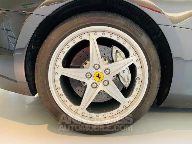 Ferrari 599 GTB Fiorano V12 6.0 F1 HGTE Noir Métal Néro Daytona Occasion - 18