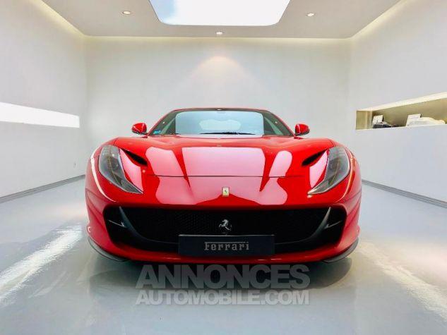 Ferrari 812 Superfast V12 6.5 800ch Rosso Corsa Occasion - 4