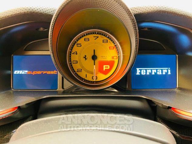 Ferrari 812 Superfast V12 6.5 800ch Rosso Corsa Occasion - 8