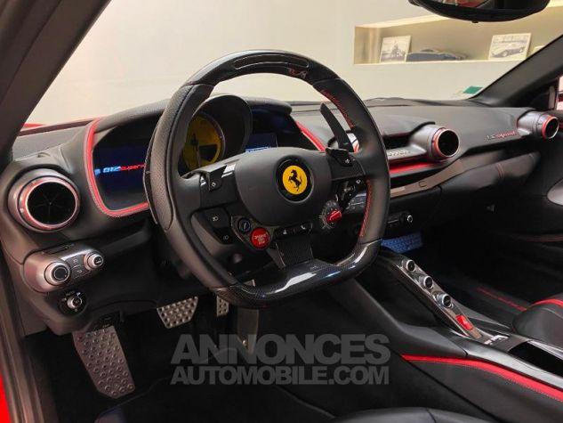 Ferrari 812 Superfast V12 6.5 800ch Rouge Rosso Corsa Occasion - 1