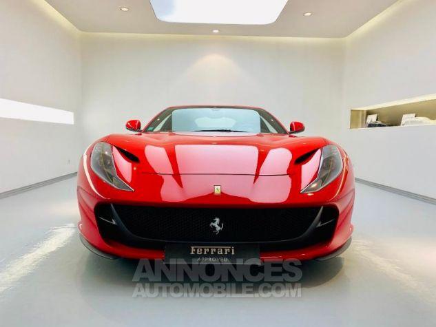 Ferrari 812 Superfast V12 6.5 800ch Rouge Rosso Corsa Occasion - 5