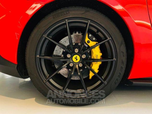 Ferrari 812 Superfast V12 6.5 800ch Rouge Rosso Corsa Occasion - 7