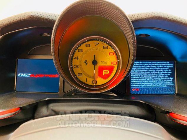 Ferrari 812 Superfast V12 6.5 800ch Rouge Rosso Corsa Occasion - 19