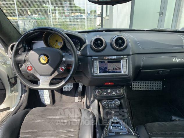 Ferrari California 4.3L V8 460 DCT BLANC NACRE Occasion - 11
