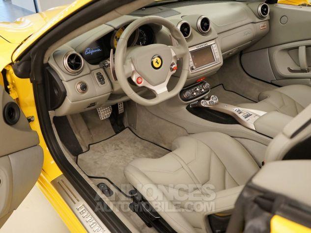 Ferrari California Calif 30 490ch GIALLO MODENA Occasion - 3