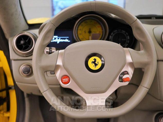 Ferrari California Calif 30 490ch GIALLO MODENA Occasion - 5