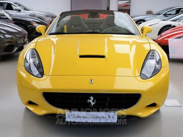 Ferrari California Calif 30 490ch GIALLO MODENA Occasion - 8