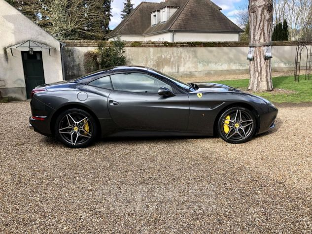 Ferrari California California T Gris foncé métal Occasion - 10