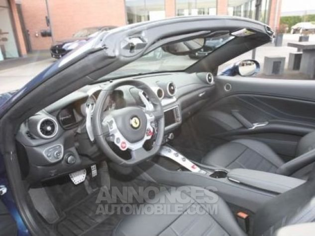 Ferrari California T HANDLING SPECIALE Apple CarPlay  Blu Swaters métal Occasion - 3