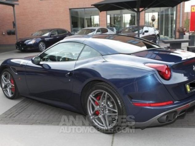 Ferrari California T HANDLING SPECIALE Apple CarPlay  Blu Swaters métal Occasion - 7