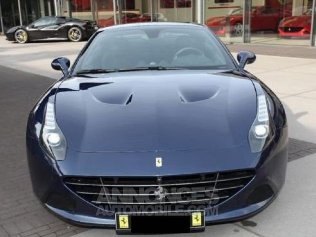 Ferrari California T HANDLING SPECIALE Apple CarPlay  Blu Swaters métal Occasion - 8