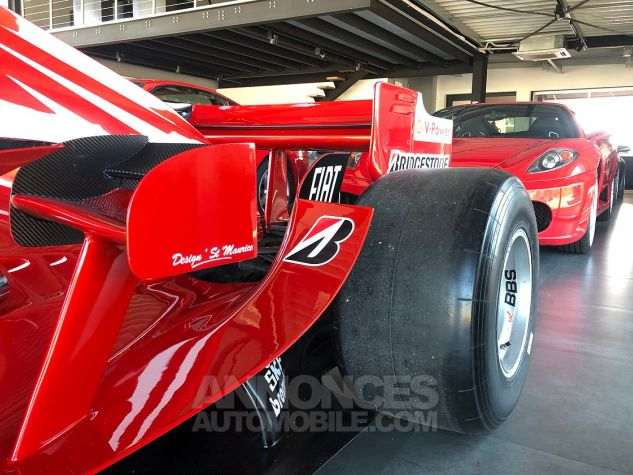 Ferrari F1 2007 ROUGE CORSE F1 2007 Occasion - 9