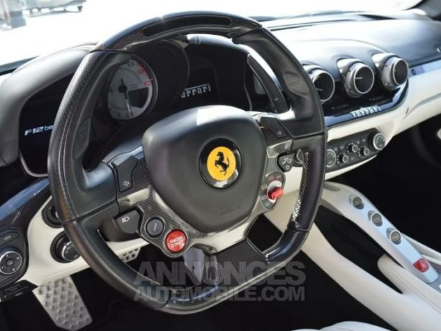 Ferrari F12 Berlinetta blanc Occasion - 8