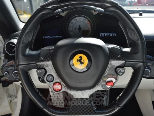 Ferrari F12 Berlinetta blanc Occasion - 10