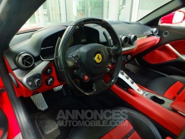 Ferrari F12 Berlinetta Rosso Corsa Occasion - 9