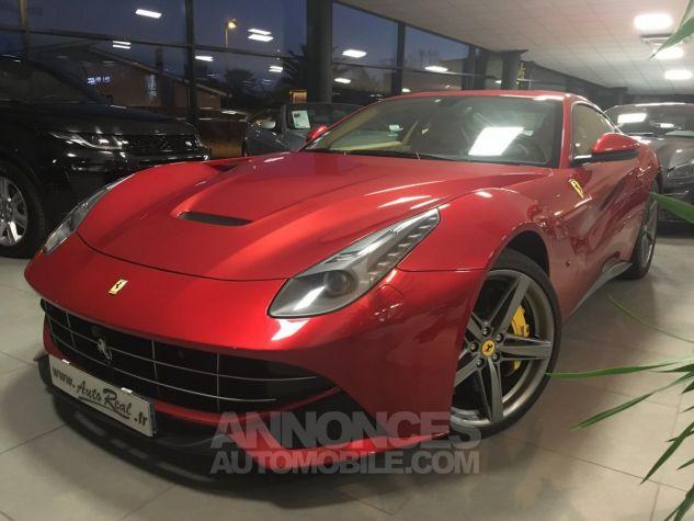 Ferrari F12 Berlinetta F1 DCT Rosso Fuoco Occasion - 1