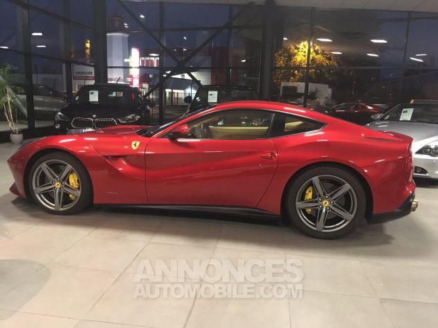 Ferrari F12 Berlinetta F1 DCT Rosso Fuoco Occasion - 3