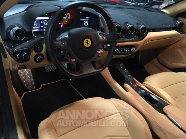 Ferrari F12 Berlinetta F1 DCT Rosso Fuoco Occasion - 8