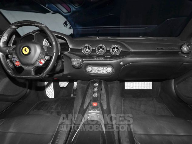 Ferrari F12 Berlinetta ONYX BLANC METAL  Occasion - 8