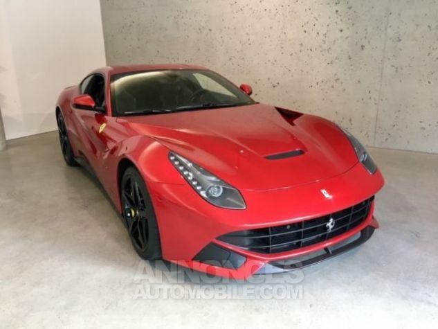 Ferrari F12 Berlinetta rosso fuoco rosso fuoco Occasion - 1