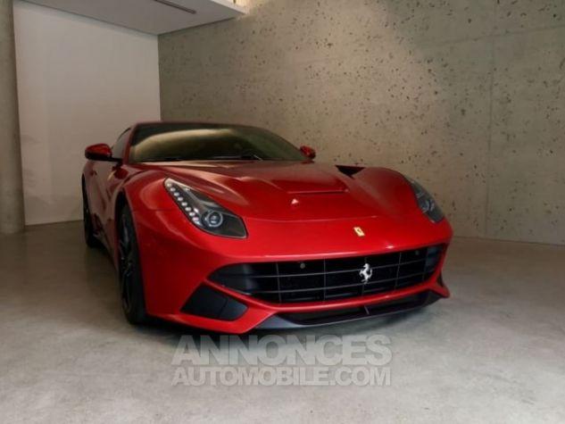 Ferrari F12 Berlinetta rosso fuoco rosso fuoco Occasion - 13
