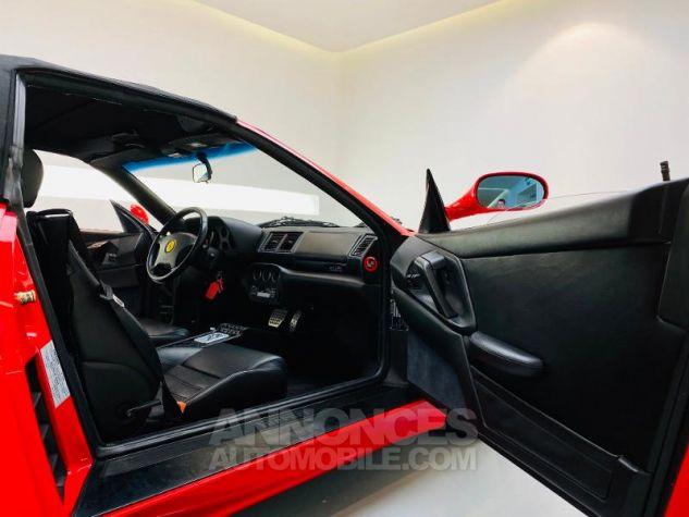 Ferrari F355 3.5 F1 Spider Rouge Rosso Corsa Occasion - 10